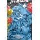 toptan balon açık mavi iç mekan 100 lü