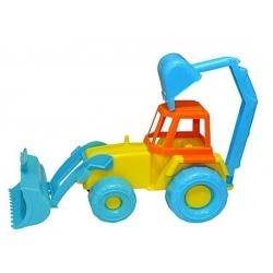 traktör kepçe