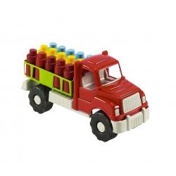 kamyon tüp taşıyan