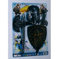 toptan oyuncak maskeli kılıç balta SP924