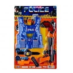 toptan oyuncak polis set yelekli büyük