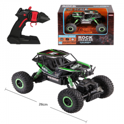 uz.kum.şarjlı jeep rock crawler of road toy16