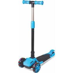 toptan tulpar scooter pembe +4 ışıklı frk342