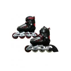paten siyah ışıksız kutulu set s 30-34 frk0255